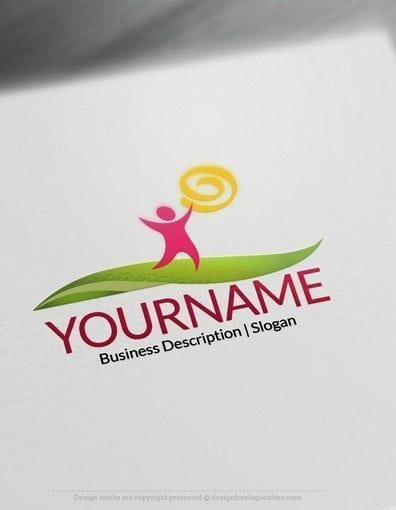 00588-2D-Sun-People-house-design-free-logos-online-01