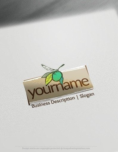 00598-2d-Olive-Food-design-free-logos-online-03
