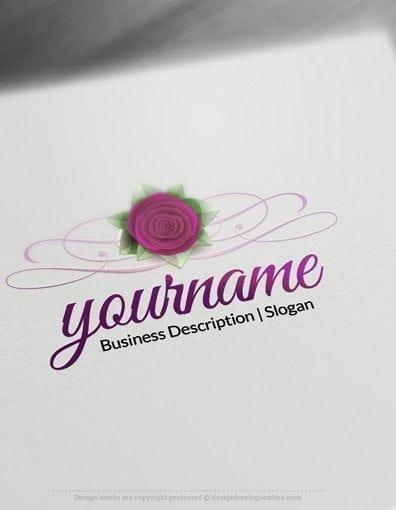 00602-2D-Rose-ribbon-free-logos-online-01