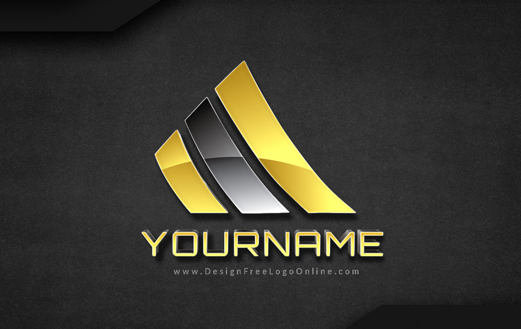 Online Abstract Company Logo Design