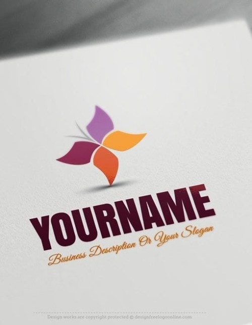 Butterfly-Logo-Template