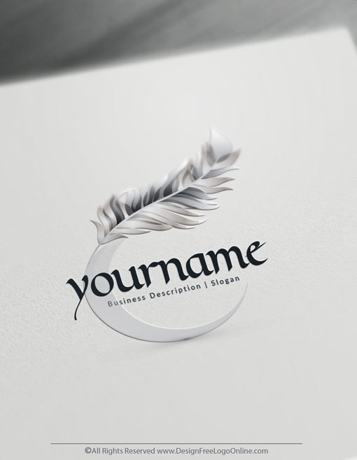 Silver Quill logos maker