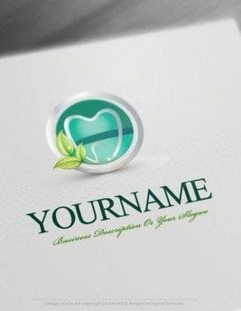 Dental-Tooth-Logo-Template