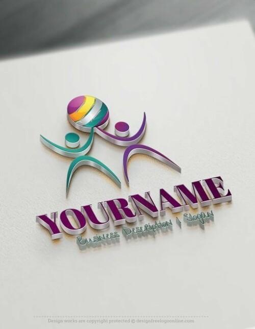 Design-Free-Human-Globe-Logo-Template