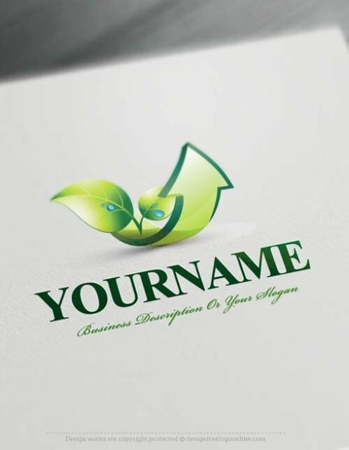 Design-Free-Nature-3d-Eco-leaves-Logo-TemplateS