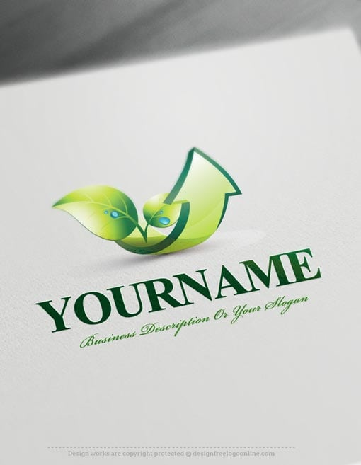 Design-Free-Nature-3d-Eco-leaves-Logo-TemplateS