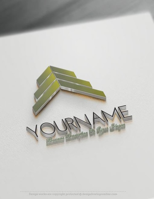 Design-Free-Online-Arrows-up-Logo-template