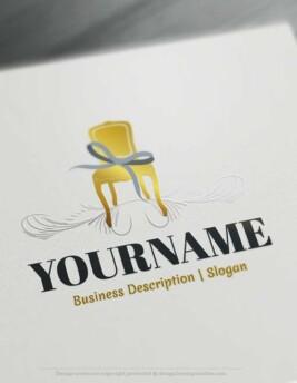Design-Free-Online-Interior-decor-Logo-Templates