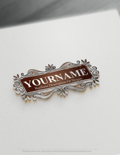 Design your own logo ideas with Free Online Vintage Logo Maker. C