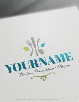 Design-Free-Restaurant-online-Logo-Templates