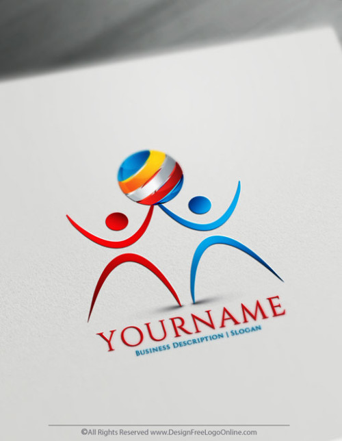 Design Your Own Human Logo Ideas