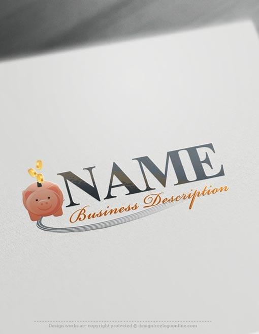 Design-free-Finance-Piggy-bank-Logo-Template