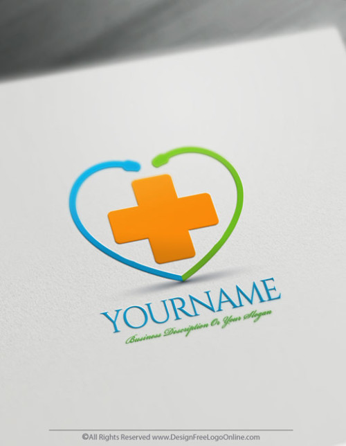 Design your own Medical Logo in Minutes - Healthcare Logo Maker