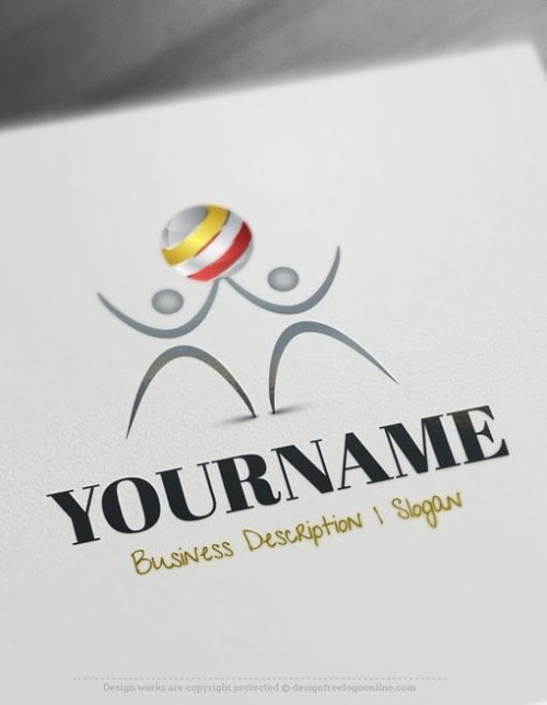 Human-Globe-Logo-Template