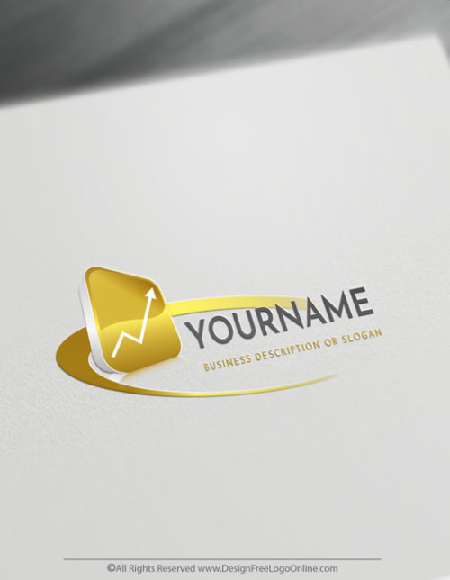 Golden Money Logo Template