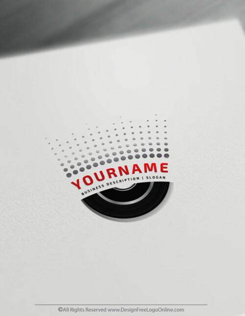 Free Dj logos maker
