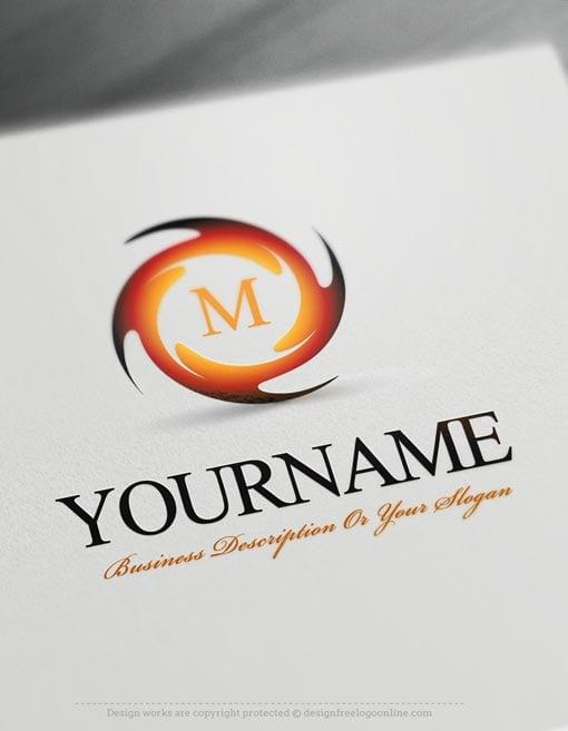 free-logo-design-spiral-templates