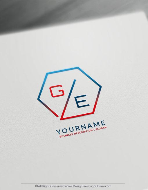 Polygon Logo Template