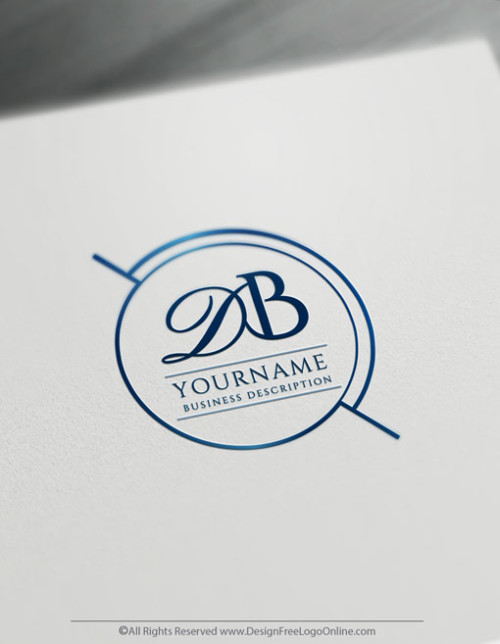 Instantly create your own stamp logos with the online letter logo maker