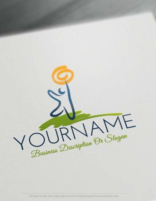 Create free crazy emoji logo online logos creator for Draw logo online
