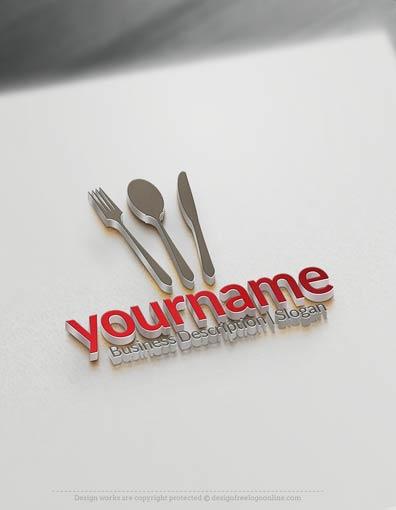 00615-Utensils-design-free-logos-online1