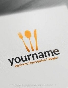 00615-Utensils-design-free-logos-online2