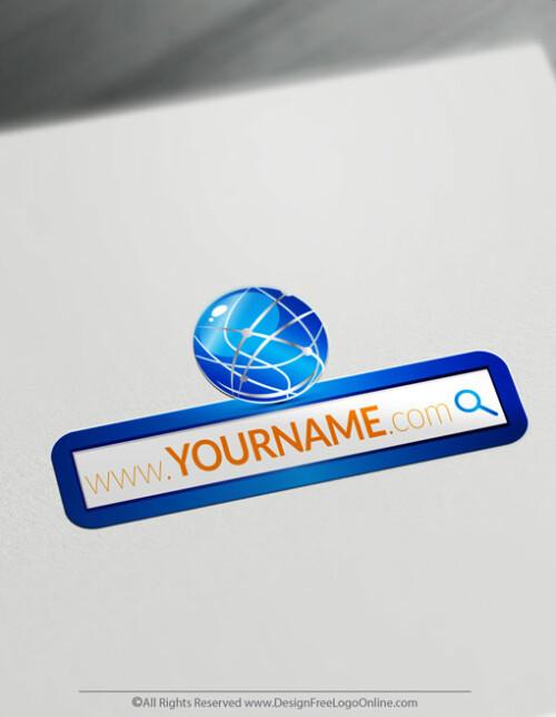 Free Online Logo Maker - Web Search Logo Templates