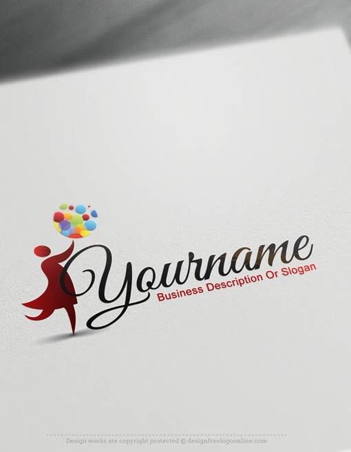 Create-a-Logo-Free---People-Logo-Templates