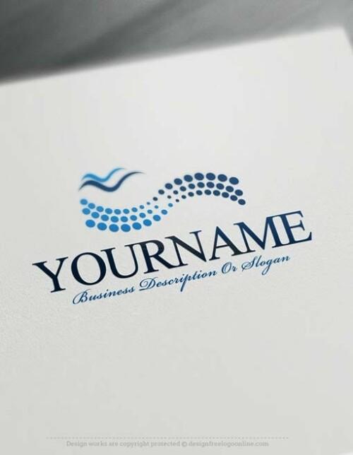 Create-a-Logo-Free-Seagulls-Logo-Templates