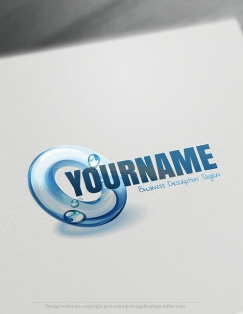 Design-Free-Eco-Industry-Water-Logo-Template