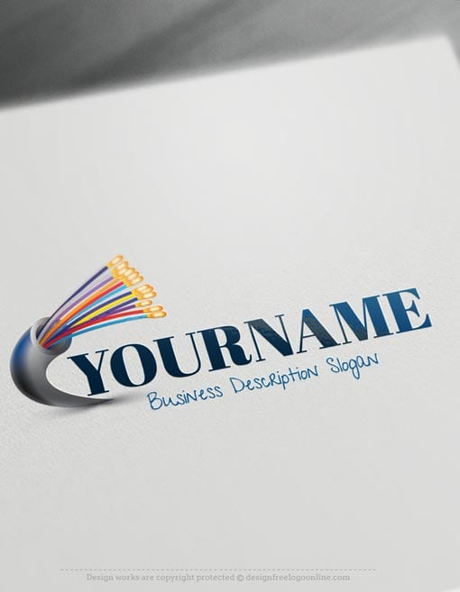 Design-Free-Electric-power-Logo-Template