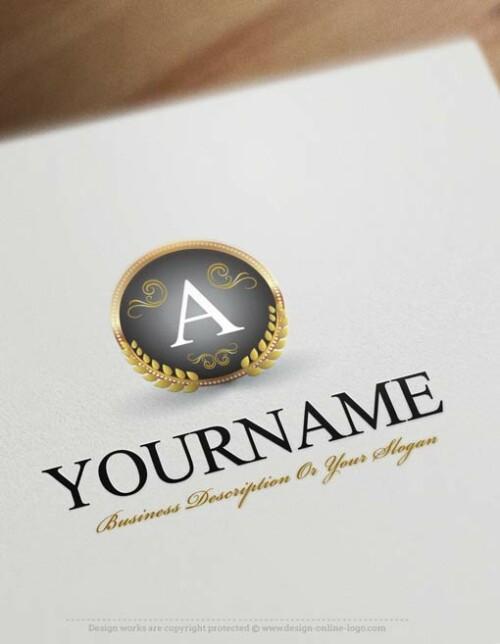 alphabet logos and initial logo designs