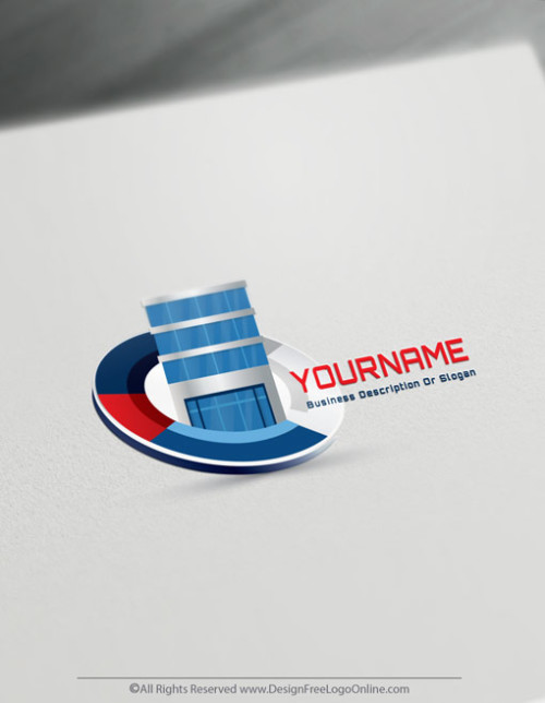 Create a Commercial Property Logo Free - Real Estate Logo Templates