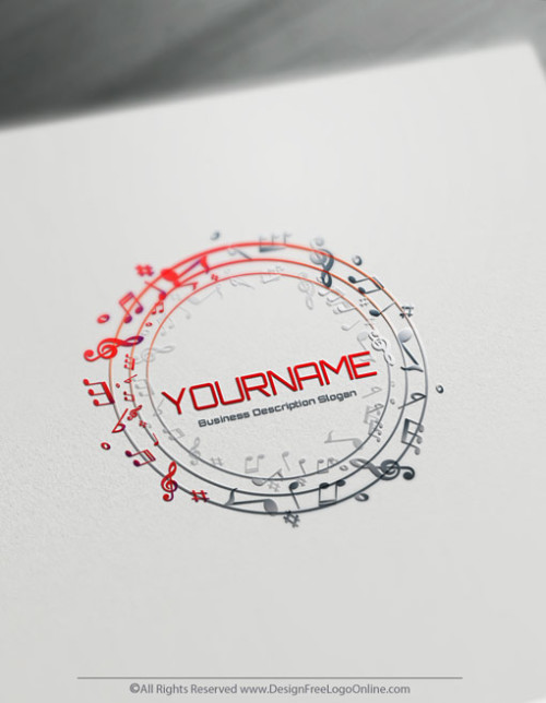 Music Logo Makin Done Online With Icon Maker