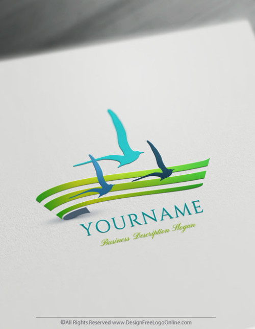 Create your own Seagulls logo online. Browse our logo maker shop and choose the best free Seagulls logo design templates for your business.