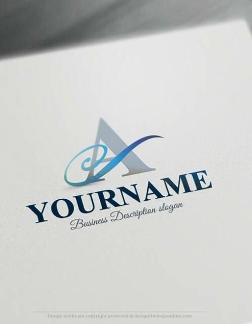 003012-Free-logo-maker--Alphabet-Logo-Templates