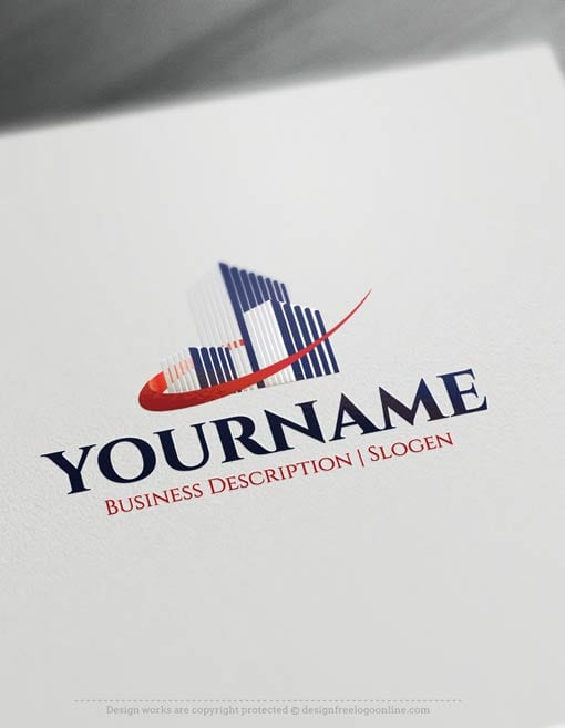 00315-Free-logo-maker---Real-Estate-Logo-Templates