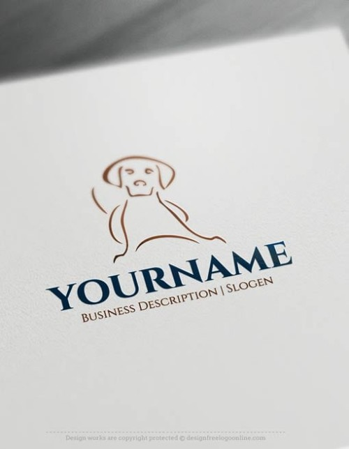 00317-Free-logo-maker---Dog-Logo-Templates