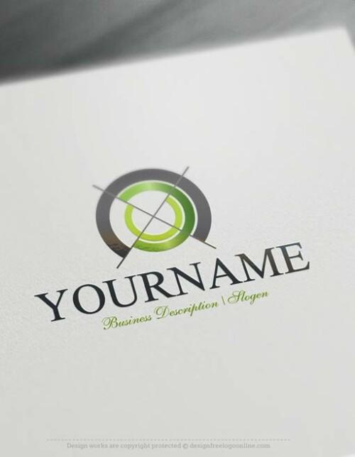 00321-Free-logo-maker---Target-Logo-Templates