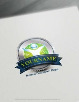00324-Free-logo-maker---Cleaning-Logo-Templates