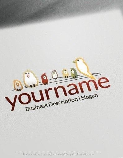 00632-Birds-on-wire-design-free-logos-online1