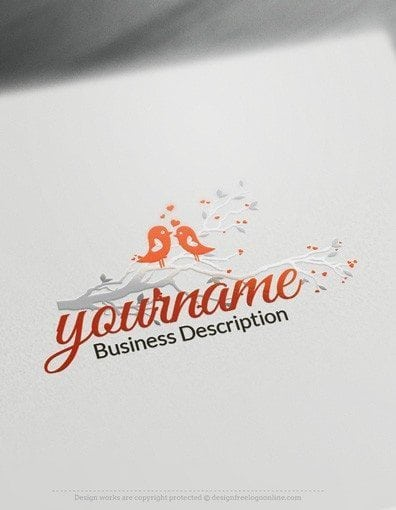 00633-Love-Birds-design-free-logos-online1