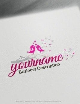 00633-Love-Birds-design-free-logos-online2