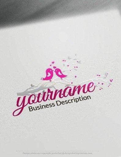 00633-Love-Birds-design-free-logos-online2