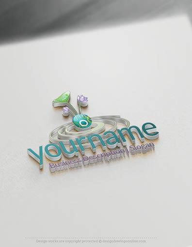 00636-Plant-&-Ball-design-free-logos-online1