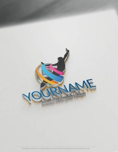 Create a Logo Free - Online Diving Logo Templates