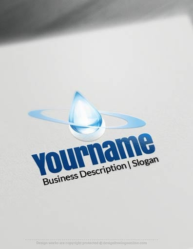 00652-Water-drop-design-free-logos-online1