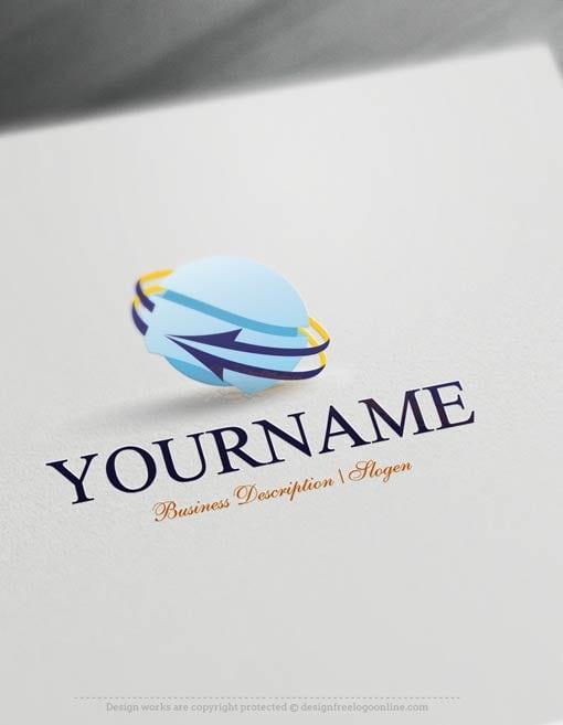 Create-a-Logo-Free-Arrow-3D-Logo-Templates