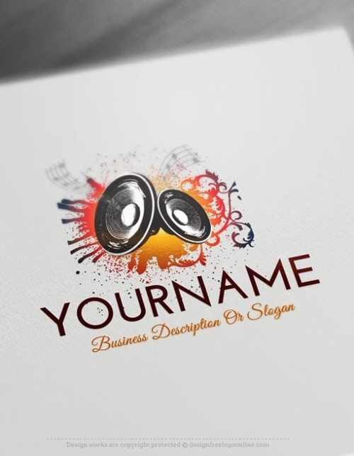 Create-a-Logo-Free---Music-Logo-Templates