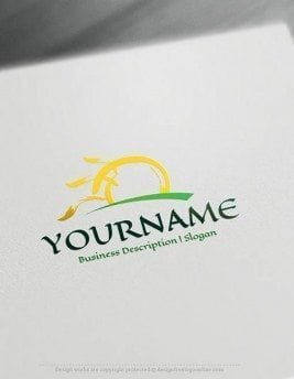 Create-a-Logo-Free--Sun-Logo-Templates